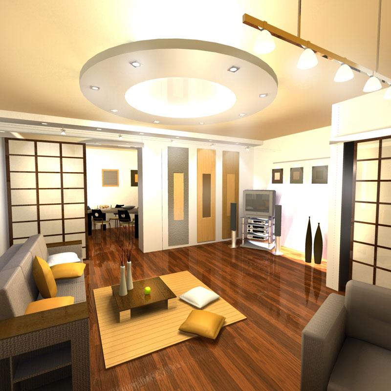 Красивый дизайн квартир на 38